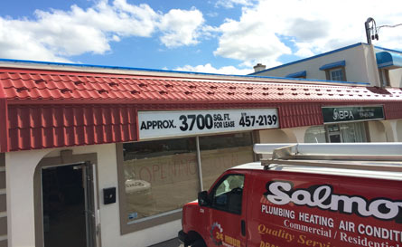 Commercial / Agricultural Roofing