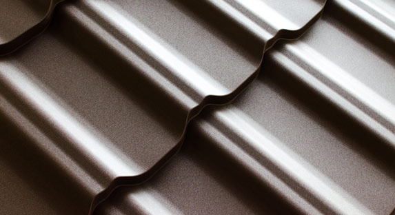 Eco-Tile Steel Roof Profile