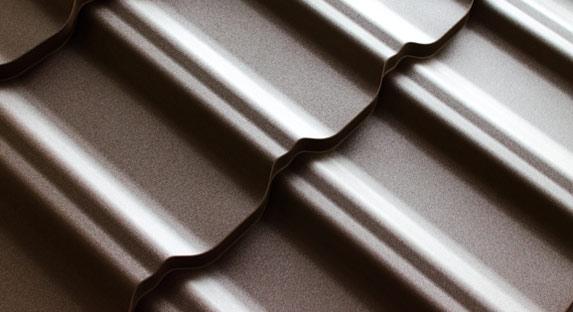 Eco-Tile Steel Roof Profile