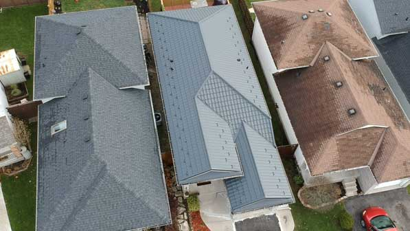 Metal roofing trends