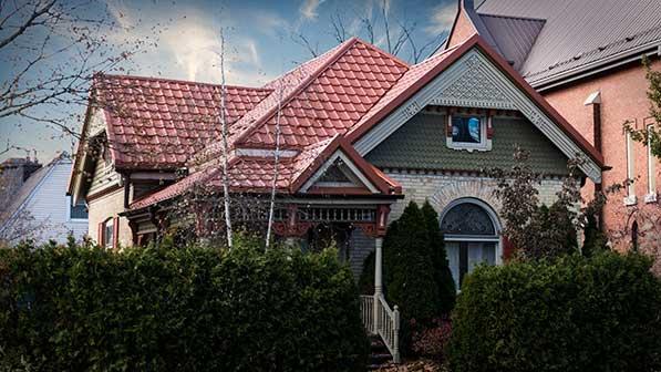 metal roof / steel roof comparison